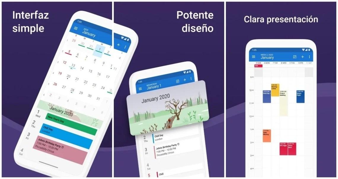 App Calendario Digical