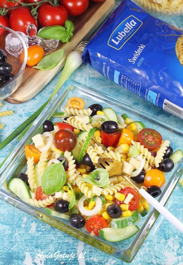 Паста салат, 11