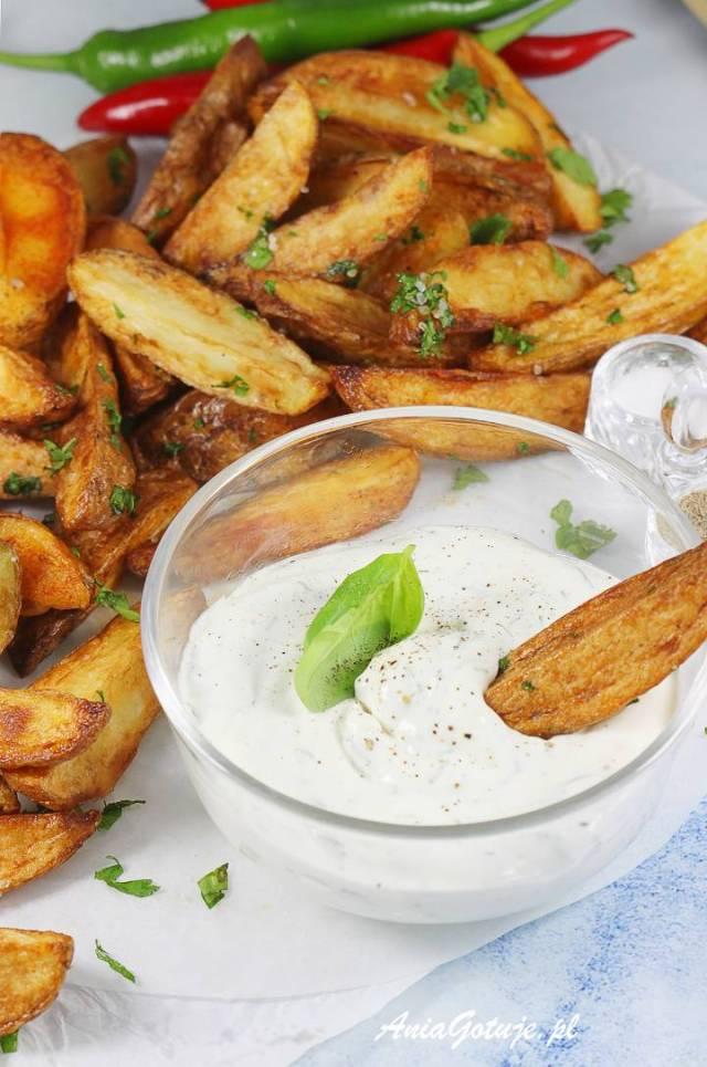 Бельгийский картофель фри, 1