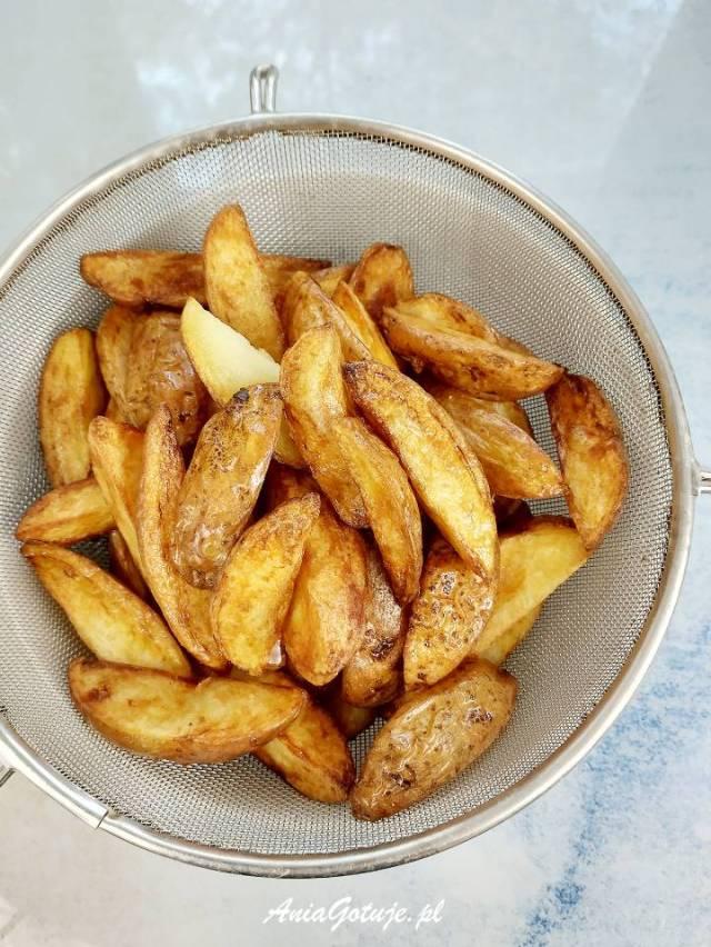 Бельгийский картофель фри, 3 шт.