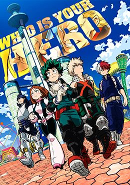 Boku no Hero Academia the Movie: Futari no Hero Episodio 1
