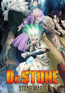 Dr. Stone: Stone Wars Episodio 11