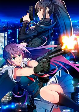 Grisaia: Phantom Trigger The Animation Episodio 2