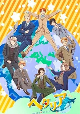 Hetalia World★Stars Episodio 7