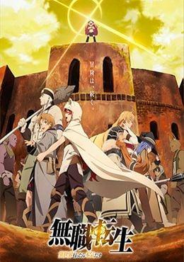 Mushoku Tensei: Isekai Ittara Honki Dasu 2nd Season Episodio 3