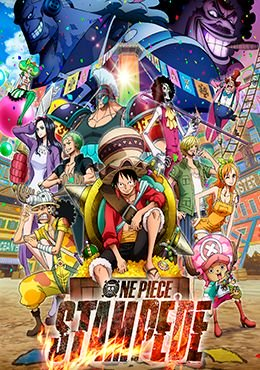 One Piece Movie 14: Stampede Episodio 1