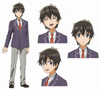 Main Cast Visuals Theme Song Unveiled For Gamers Anime Series