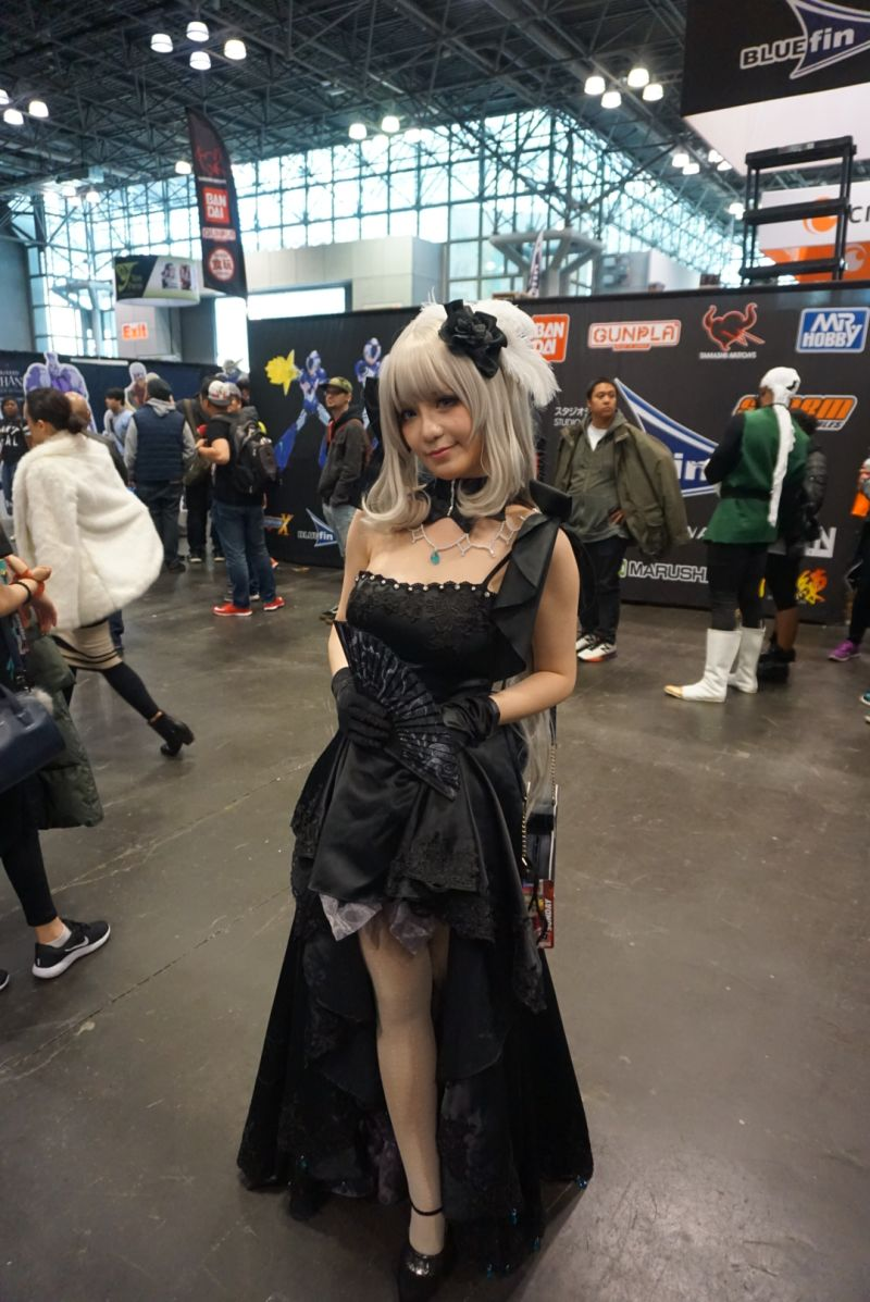 Anime NYC 2017 - Cosplay 048 - 20171120