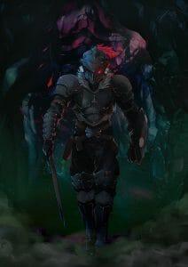 Goblin Slayer Anime Key Visual