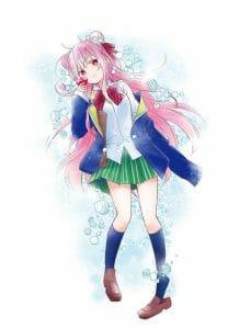 Happy Sugar Life Character Visual - Satō Matsuzaka