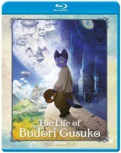 The Life of Budori Gusuko Blu-Ray Boxart