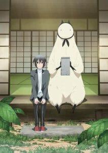Jingai-san no Yome Anime Visual