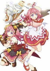 Pastel Memories Anime Visual