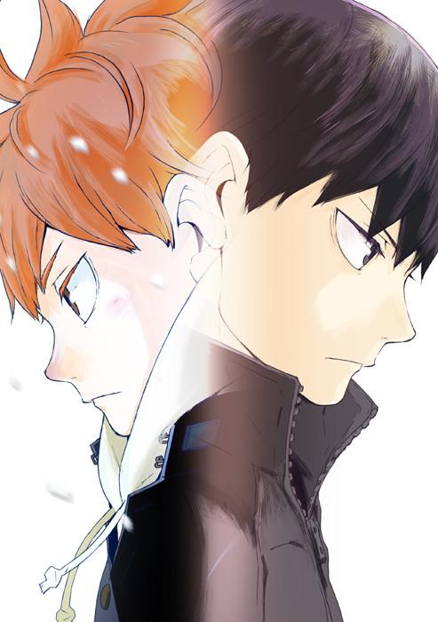 Haikyu Season 4 Anime Visual