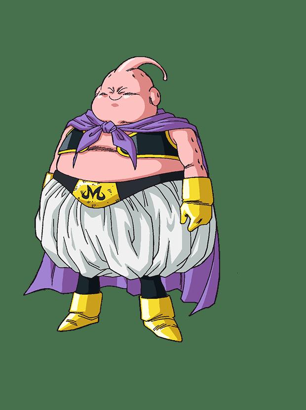 Ball Super Majin Dragon Buu