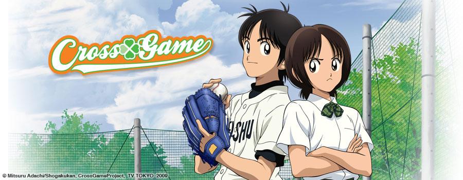 Cross Game TV Anime News Network