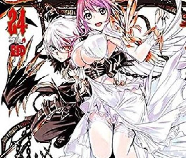 The Th And Final Volume Of Hiroyuki Yoshino And Kenetsu Satou S Seikon No Qwaser Qwaser Of Stigmata Manga Shipped In Japan On Tuesday