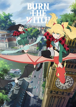 Burn the Witch Anime's New Promo Video Previews Theme Song