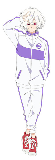 Bakuten !! el anime sobre gimnasia rítmica revela elenco, personal y canción de apertura 1