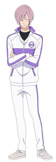 Bakuten !! el anime sobre gimnasia rítmica revela elenco, personal y canción de apertura 3
