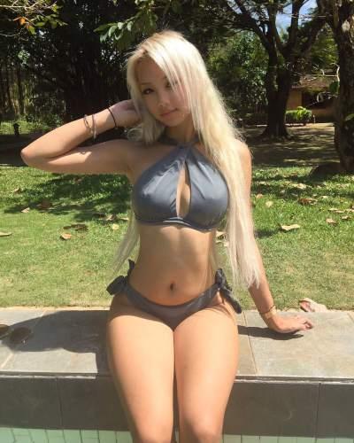 Manavgat Escort Rus Bayan Klavdia