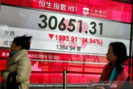 Saham Hong Kong ikuti kenaikan di Wall Street