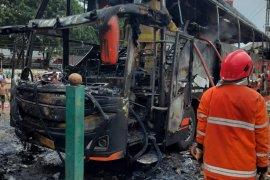 Area pendingin korslet diduga sebabkan kebakaran bus