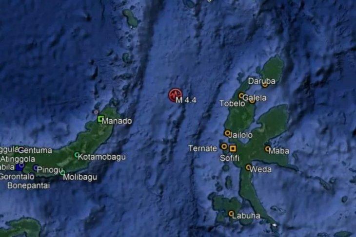 Gempa berkekuatan magnitudo 5,7 guncang Halmahera Barat