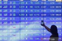 IHSG Jumat dibuka naik 6,73 poin