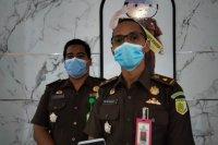 Tersangka korupsi retribusi objek wisata dilimpahkan ke Kejaksaan