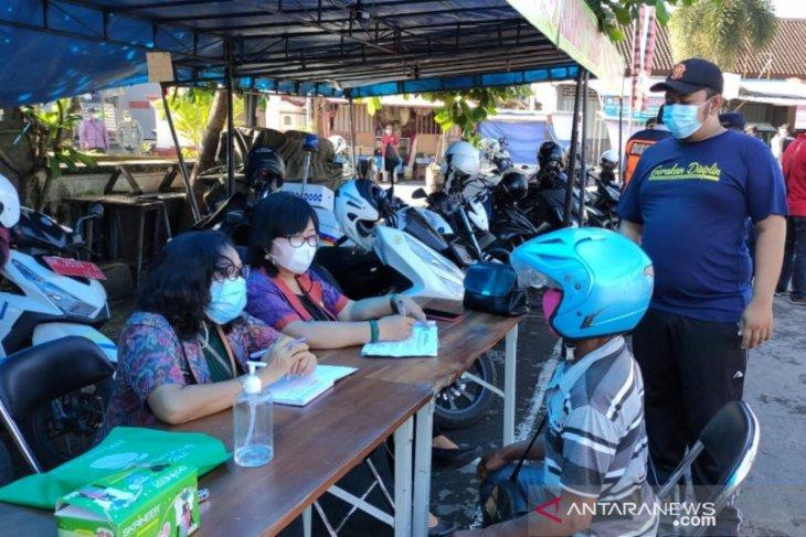 Tim Yustisi Denpasar jaring 11 pelanggar protokol kesehatan