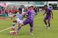 Bali United bermain imbang lawan Persita