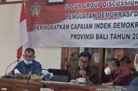 Kesbangpol: Indeks Demokrasi di Bali turun tapi masih baik