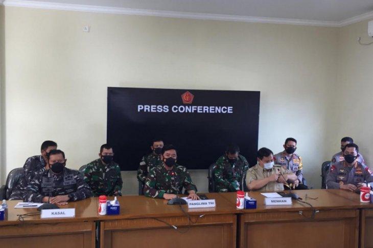 Kasal: tumpahan minyak diduga karena tangki KRI Nanggala-402 bocor (video)