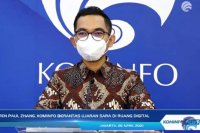 Kominfo ingin merger Gojek dengan Tokopedia majukan UMKM