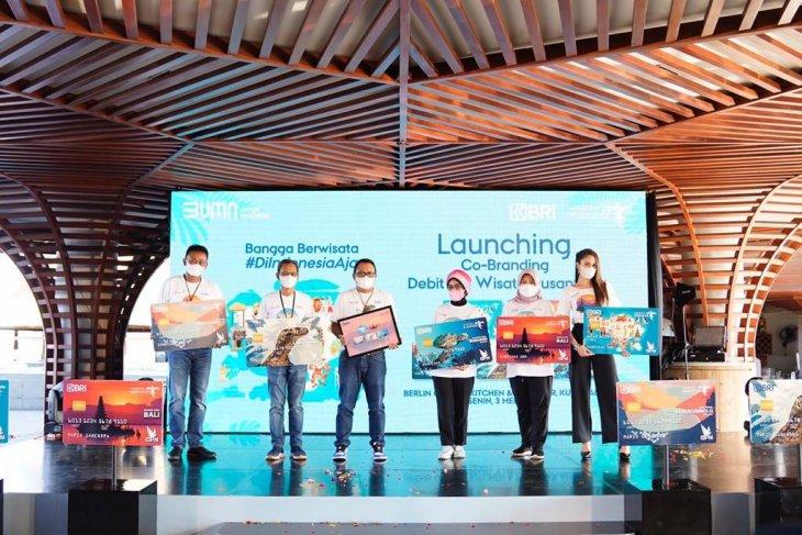 BRI – Kemenparekraf luncurkan debit BRI Wisata Nusantara