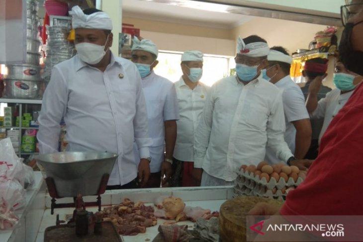 Bupati Gianyar resmikan Pasar Desa Bona
