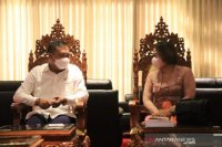 Bawaslu Bali minta Pemkab Gianyar dukung pendidikan politik ke masyarakat