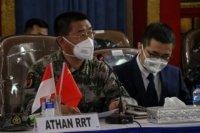 Kapal Tiongkok serahkan temuan pecahan KRI Nanggala ke Indonesia