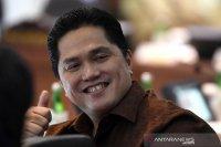 Erick Thohir optimis ekonomi RI kembali normal pada 2022