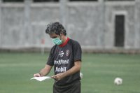 Bali United mulai latihan fisik