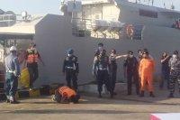 Kapal Australia repatriasi nelayan Indonesia yang kecelakaan laut di Perth