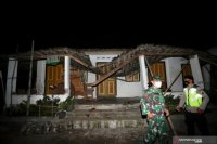 Ratusan rumah di Jatim rusak akibat gempa bumi