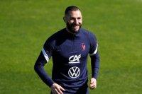 Benzema fokus bela Prancis dan lupakan masa lalu