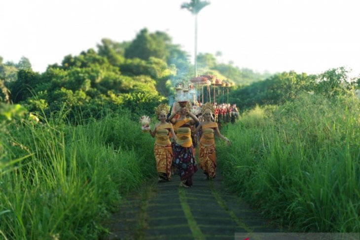 """Peed Aya"" virtual awali Pembukaan Pesta Kesenian Bali 2021"