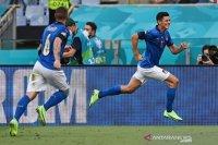 Italia taklukkan Wales 1-0 di laga penutup grup Euro 2020