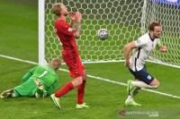 Gol Kane antar Inggris singkirkan Denmark ke final Euro 2020