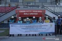PLN sambung listrik di stadion Bali United dukung FIFA World Cup 2023 U-20