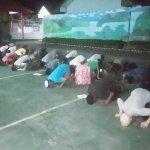 Narapidana Lapas Sampit sujud syukur mendapat asimilasi