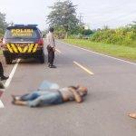 Pegawai honorer Seruyan ditemukan tewas di ruas lingkar utara Sampit